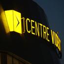Enseignes du centre Vidéotron à Québec