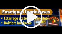Vidéo de présentation Posimage